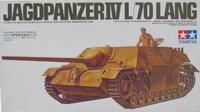 Немецкая самоходно-артиллерийская установка Jagdpanzer IV L/70 Lang