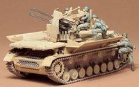 Немецкая зенитка САУ Flakpanzer IV