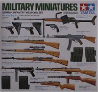 Стрелковое оружие немецкой пехоты