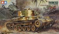 Японский средний танк Type 97 (поздняя версия)