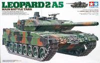 Танк ФРГ Leopard 2 A5