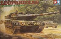 Немецкий современный танк Leopard 2 A6