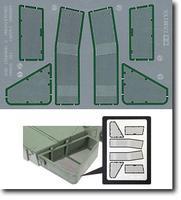 Фототравленные детали для танка Leopard 2 A5/A6