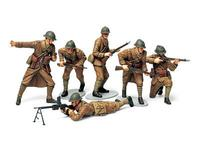 Набор французской пехоты