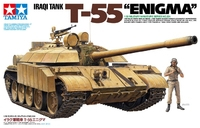 """Танк Т-55 """"Энигма"""""""