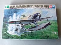 Японский поплавковый истребитель Nakajima A6M2 N Type 2