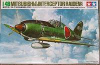 Японский истребитель Raiden (Jack)