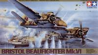 Британский самолет Бристоль Бофайтер Mk.6