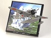 Японский Type-2 Floatplane Fighter с действующим пропеллером