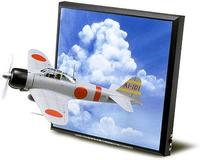 Японский A6M2 Zero Fighter с действующим пропеллером