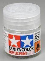 Акриловая краска 10мл Mini X-21 матовый пигмент