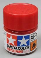 Акриловая краска 10мл Mini XF-7 матовый красный