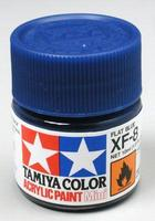Акриловая краска 10мл Mini XF-8 матовый синий