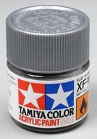 Акриловая краска 10мл Mini XF-16 матовый алюминий (матовая)