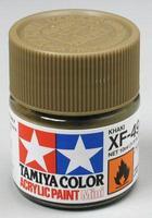 Акриловая краска 10мл Mini XF-49 хаки (матовая)