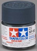 Акриловая краска 10мл Mini XF-50 полевой синий (матовая)
