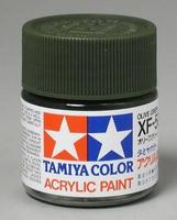 Акриловая краска 10мл Mini XF-58 оливково-зеленый (матовая)