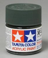 Акриловая краска 10мл Mini XF-65 полевой серый (матовая)