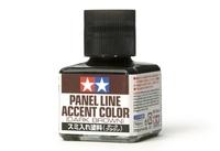 Краска для финальной отделки моделей (смывка, темно-коричневая ) бронетехники
