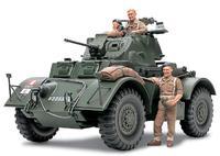 Бронеавтомобиль Starhound Mk.I(Italeri) с фототравлением и книжкой-описанием прототипа