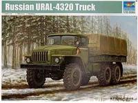 Грузовой автомобиль Урал-4320