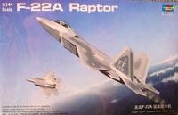 Истребитель F-22A Raptor