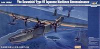 Японская летающая лодка Н6К5/23