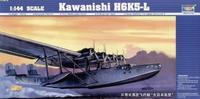 Японская летающая лодка Kawanishi H6K5-L