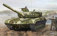 Советский танк Т-64 А мод. 1981г.