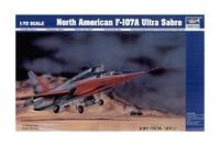 Истребитель F-107A U-sabre