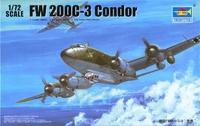 Немецкий самолет Focke-Wulf Fw 200 C-3 Condor
