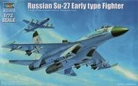 Истребитель Су-27 (ранний тип)