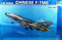 Истребитель F-7MG (МИГ-21)