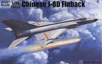 Китайский самолёт  J-8IID