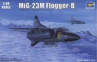 Истребитель MIG - 23M Flogger - B