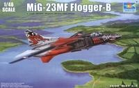Советский истребитель Миг-23 МФ Flogger - B