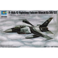 Истребитель  F-16A/C Fighting Falcon Block15/30/32