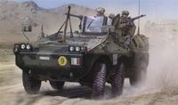 Итальянский БТР PUMA 6X6 AFV