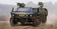 Немецкий бронеавтомобиль  Fennek LGS - Dutch Version
