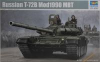 Российский танк Т-72Б мод. 1990 г. MBT