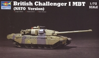 Английский танк Челенджер I MBT ( НАТО версия )