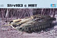 Шведский танк Strv103 c MBT