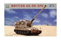 Английская САУ AS-90