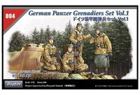 German Panzer Grenadiers Vol.1