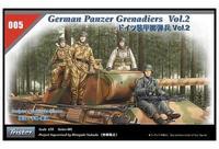 German Panzer Grenadiers Vol.2