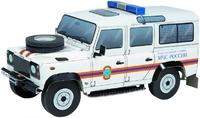 Автомобиль Land Rover Defender 110 (спасательный МЧС)