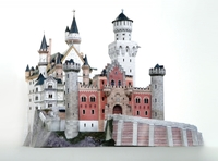 """Замок """"Neuschwanstein"""""""