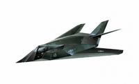 Истребитель F-117 Nighthawk