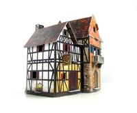 Игровой набор «Средневековый город» - Пекарня