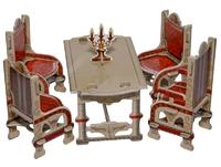 Мебель: Столовая (серая)